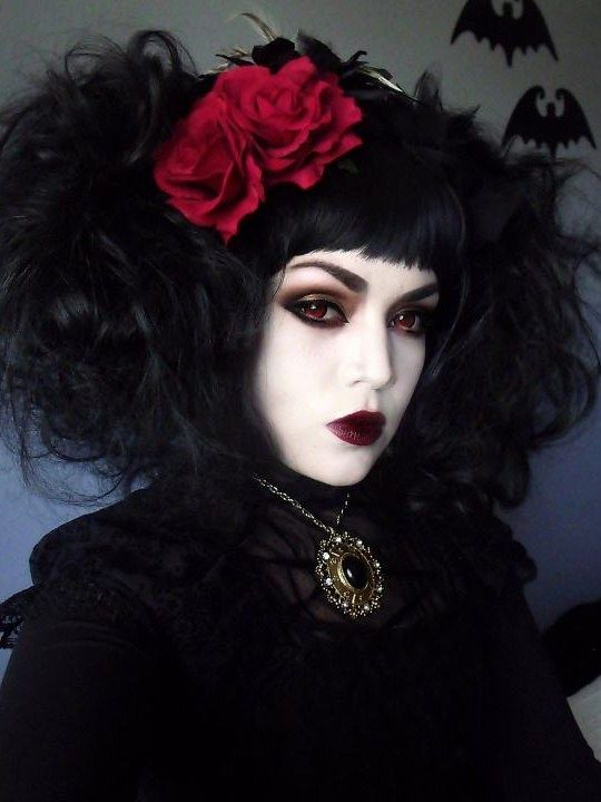 For Those Men And Women That Get Pleasure From Wearing Gothic Style Fashion Clothes And Niknaks It Is Es Gothic Fashion Women Gothic Hairstyles Gothic Outfits