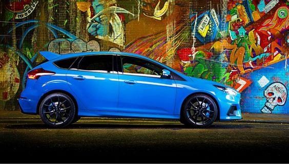 Ford Focus RS Mountune : elle passe à 375 chevaux