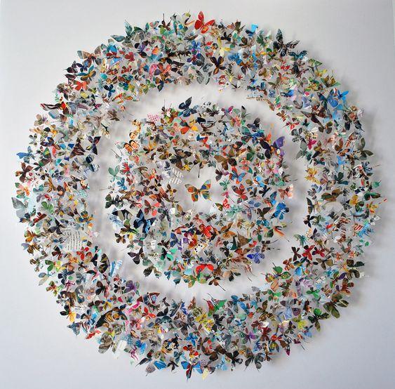 Reaproveitamento-de-papel-dá-origem-a-belas-obras-de-arte-Imagem-rebeccajcoles