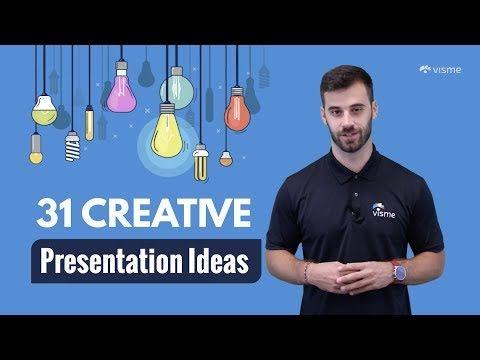 31 Creative Presentation Ideas To Delight Your Audience Youtube Creative Presentation Ideas Presentation Ideas For School School Presentation Ideas