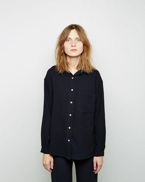 La Garçonne Moderne | Writer Shirt | La Garçonne