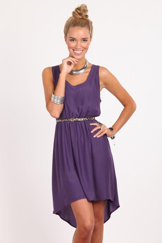 Love this dress with the belt -Cotton On