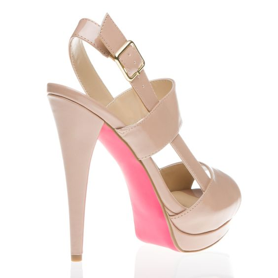 Leilani Heel - this color would be great for work, and would go well