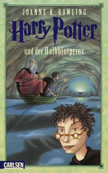 Harry Potter und der Halbblutprinz (06)- Joanne K. Rowling