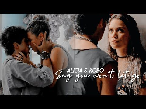 Alicia Kobo Say You Won T Let Go Siempre Bruja Youtube En