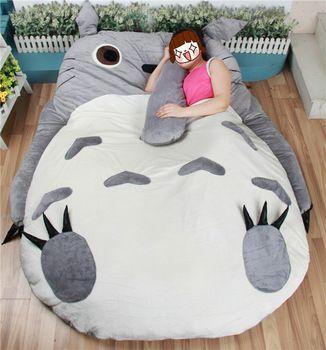 Manufacturer Large Size Anime Cartoon Totoro Bed Design