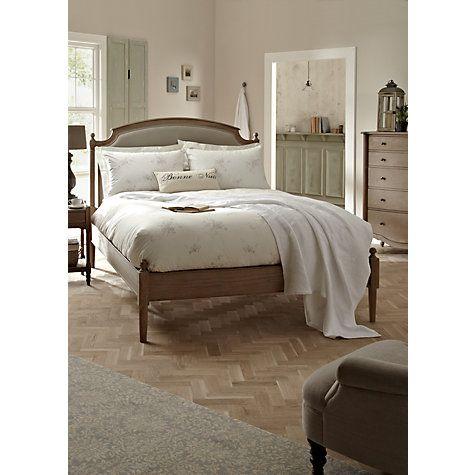 John Lewis Partners Etienne Bedroom Range At John Lewis Partners Bed Frame Upholstery Bed Bed Bedroom ideas john lewis