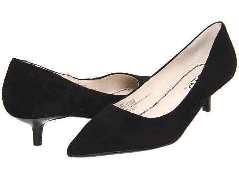 rsvp Maren. Most comfortable shoes ever with a little kitten heel ...