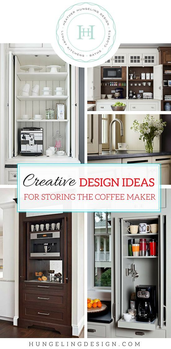 Coffee Station Ideas For The Luxury Kitchen Heather Hungeling Design Luxury Kitchen Design Luxury Kitchens Luxury Kitchen