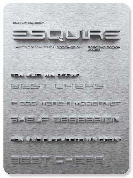 Porsche Design Studio Esquire logo