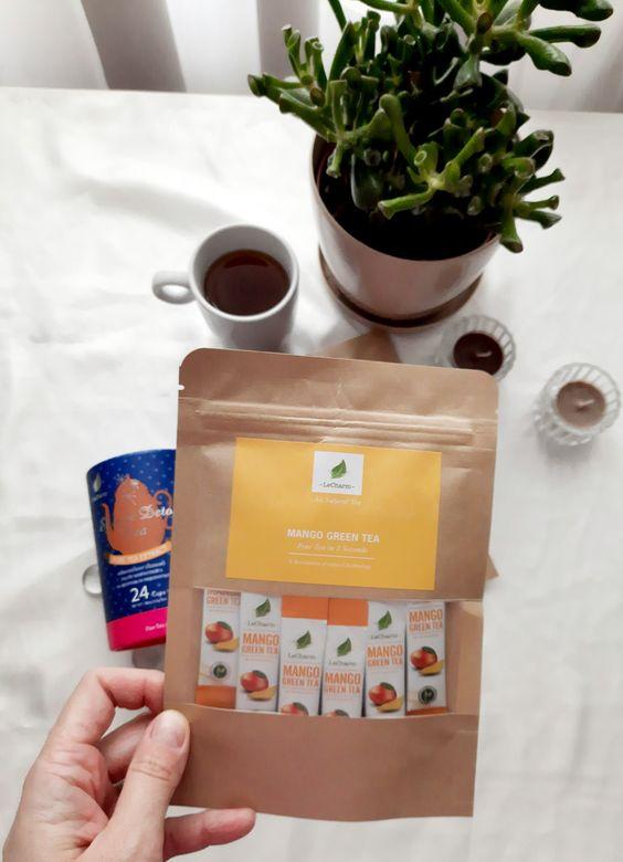 LeCharm Detox Tea