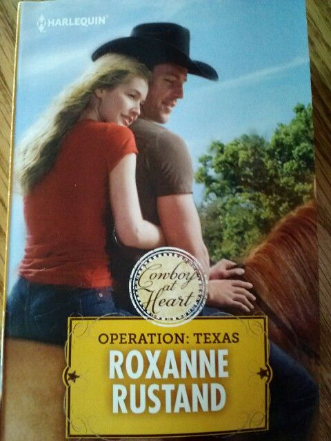 Operation:Texas by Roxanne Rustand