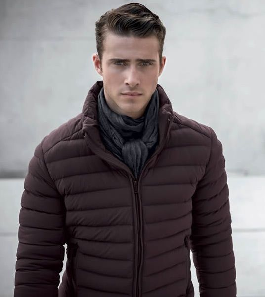 Stylish Down Jacket Men | Outdoor Jacket