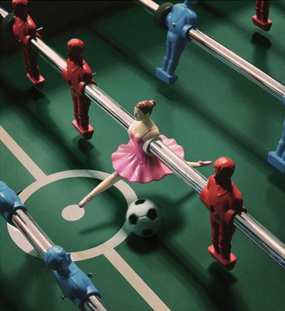soccer and dance