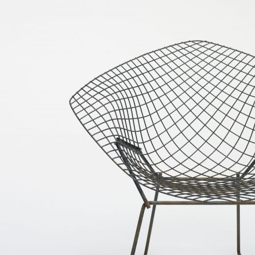 Diamond Chair - Harry Bertoia: