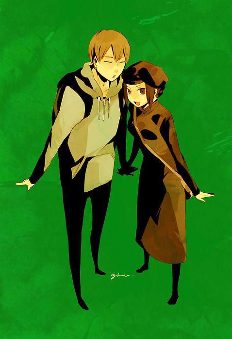 Walker & Erika