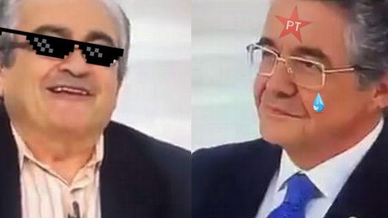 Jose Nêumanne detona Ministro Marco Aurélio Mello e denuncia conivência ...