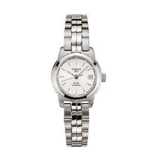 Tissot Women's T34128331 PR50 Stainless Steel Watch (Watch)