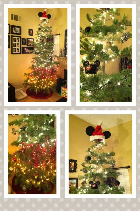 Pinterest the world s catalog of ideas for Red and yellow christmas tree