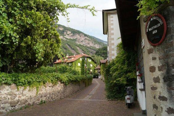Weinkellerei Auer, mit schone Strasse.