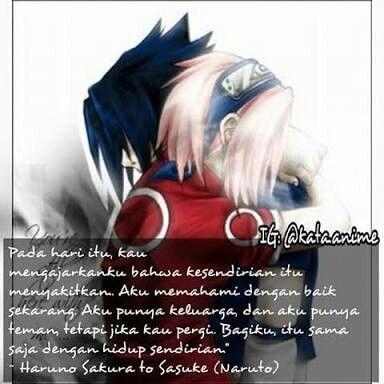Pin Oleh Musdalifah Di Quote In Naruto Kata Kata Mutiara Naruto Kutipan