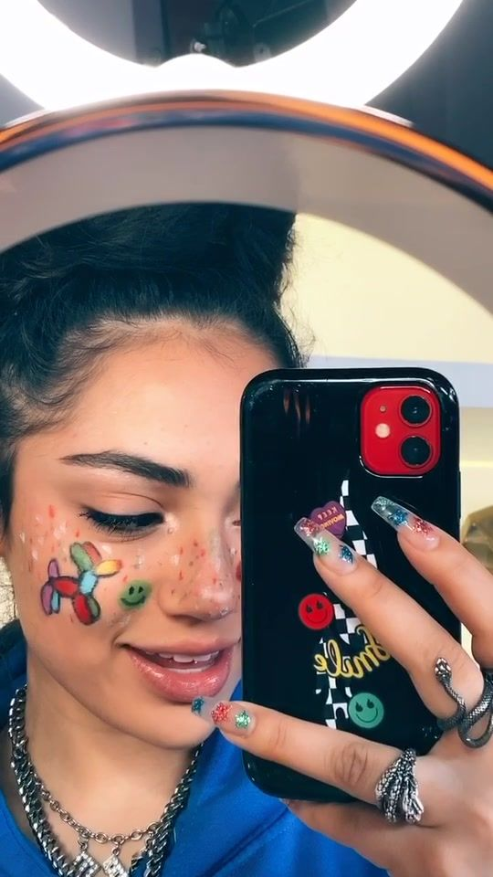 Avani Avani Has Created A Short Video On Tiktok With Music Original Sound Video On How I Did This Is Up Grunge Hair Short Grunge Hair Alternative Makeup