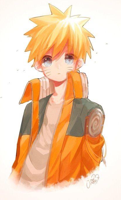So cute Naruto - Theo mik ạ. # Nhóck_Hạc
