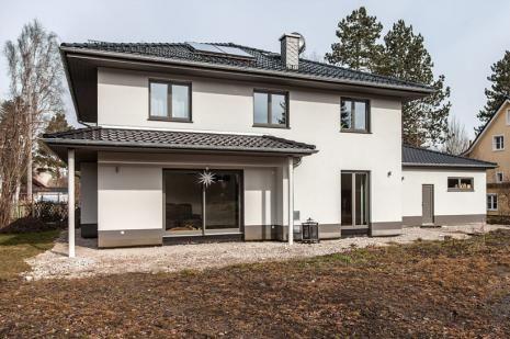 Die elegante Stadtvilla - Tauber Architekten und Ingenieure