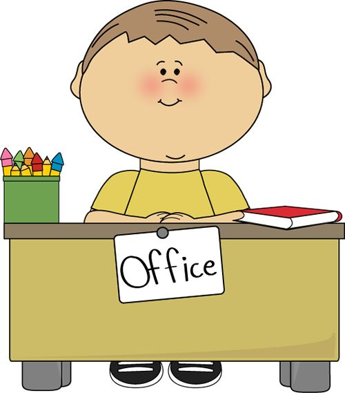 free animated office clip art - photo #3
