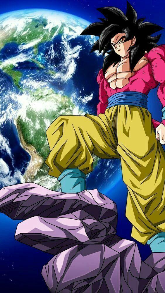 The True Super Saiyan Aka Super Saiyan 4 Anime Dragon Ball Super Dragon Ball Super Manga Dragon Ball Artwork
