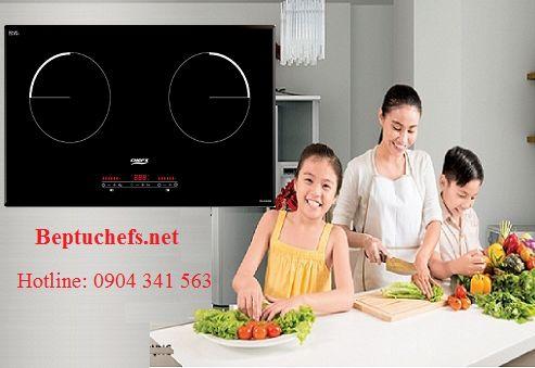Người dùng nhận xét gì về bếp từ Chefs EH DIH333 sau khi sử dụng