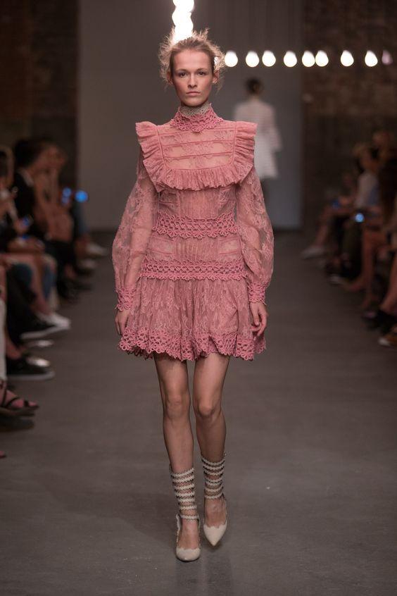zimmerman style dress valentino