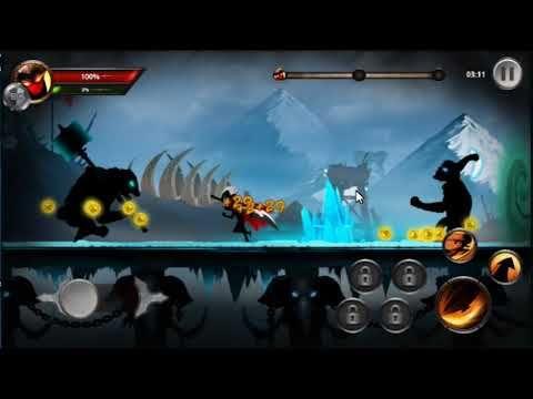 Stickman Legends Ninja Warrior Script for Game Guardian   BadCase's
