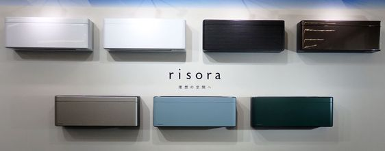 エアコン ダイキン isora カラー シンプル デザイン