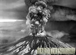 Mt. St. Helens when it blew its top!!