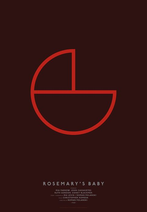 Grid simples para cartazes minimalistas