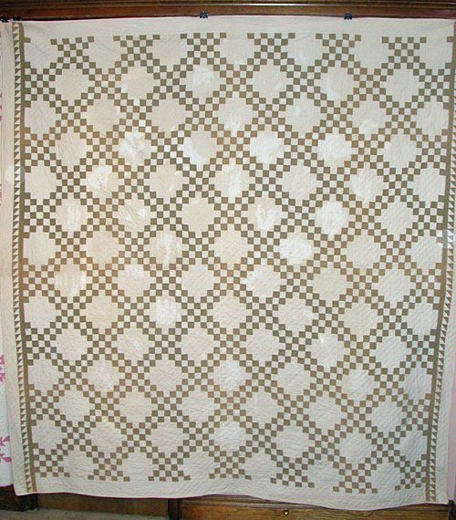 Irish chain quilt quilts pinterest irish chain quilt irish and