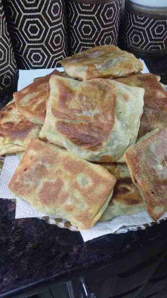 قراص الزعتر الورق البلدي زاكي Recipe Food Sweet Pastries Best Dishes
