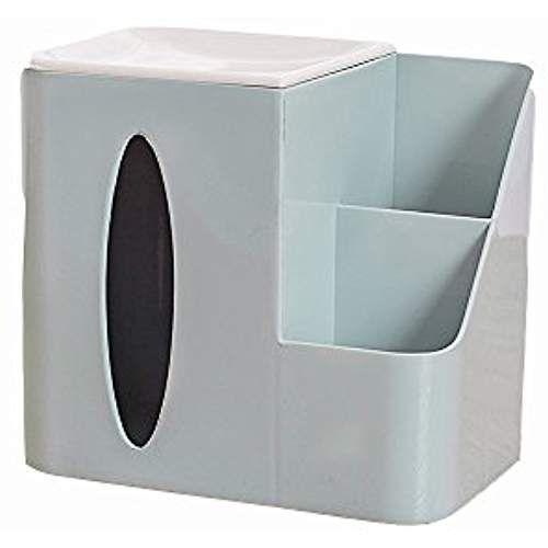 Boites De Tissus En Plastique Boites De Tissus En Plastique 2 Couleurs En Option Couleur Bleu Cuisines Maison Idees Pour La Maison Sac Poubelle