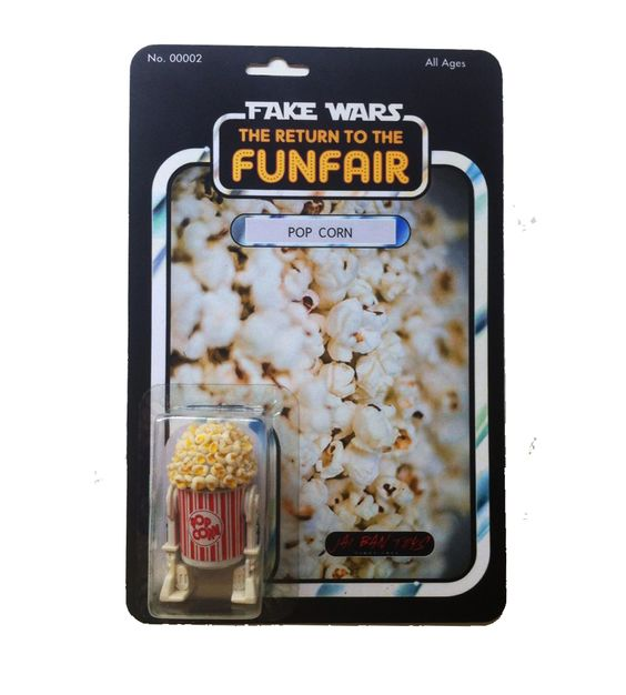 pop corn by Jai Ban Toys