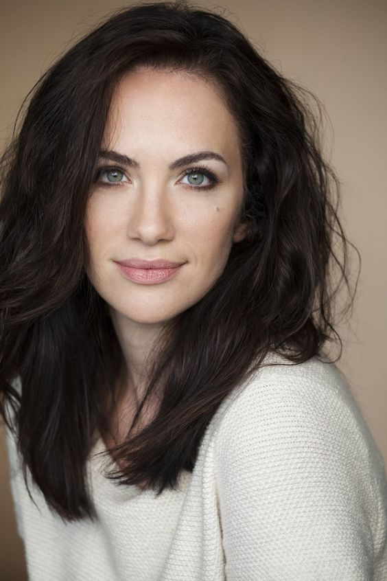 "Kate Siegel (co-writer/star of ""Hush"" and wife of ""Oculus"" director Mike Flanagan):"