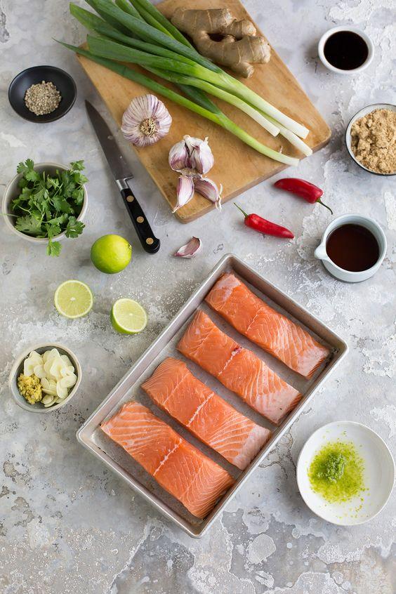 Vietnamese caramel salmon recipe in the Instant Pot #recipe #instantpot