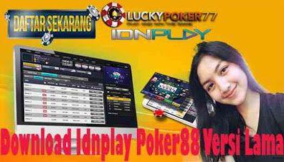 Download Idnplay Poker88 Versi Lama Poker Kartu Remi Permainan Kartu