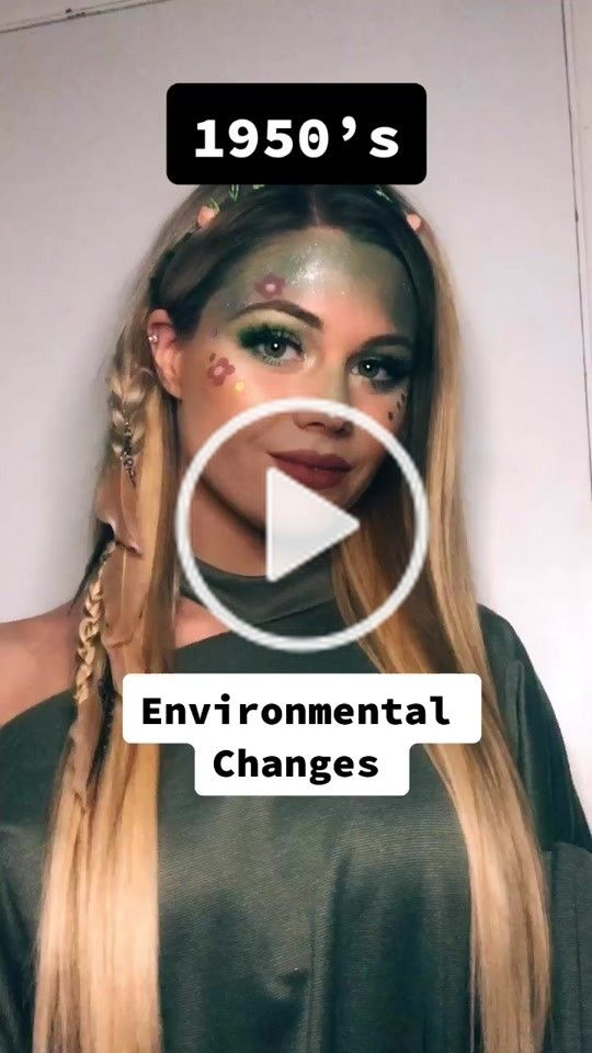 Lace Lacexnelson On Tiktok Representation Of How Earth Is Changing Creds To Rhia Official Globalwarming Story Ear Environmental Change Lace Awareness