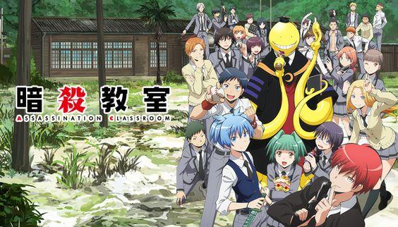Ansatsu Kyoushitsu - Um anime que quase foge dos padrões. Para saber mais acesse o blog. ^^