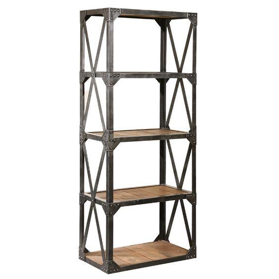 Bleeker Bookcase