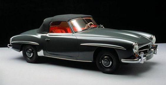 1955 Mercedes-Benz 190 SL