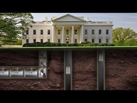 Surprising Secrets Hidden Inside The White House Youtube In 2020 White House Tour Inside The White House Underground Homes