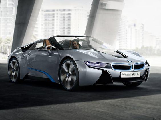 BMW i8 spyder concept 2012: I8 Concept, Concept Spyder, Bmw I8, Bmw Concept