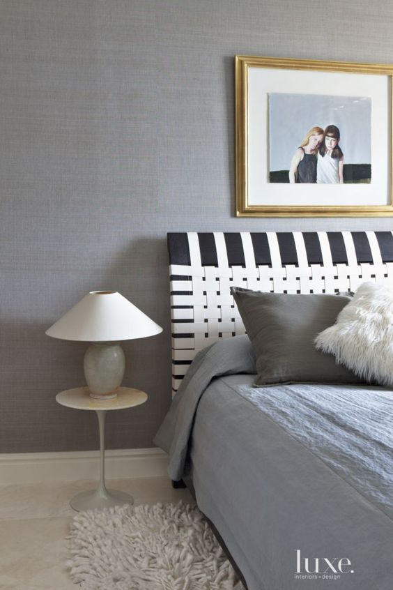 Modern White Guest Bedroom Accents | LuxeSource | Luxe Magazine - The Luxury Home Redefined